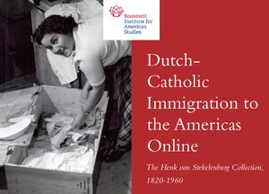 Cover Dutch-Catholic Immigration to the Americas Online
