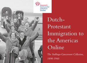 Cover Dutch-Protestant Immigration to the Americas Online