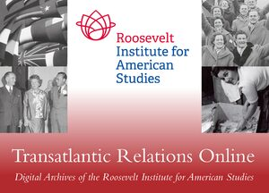 Cover Transatlantic Relations Online