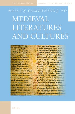 Cover Brill's Companions to Medieval Literatures and Cultures
