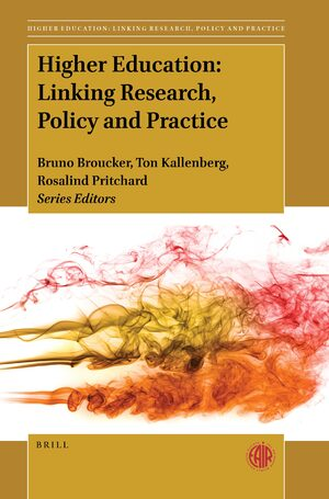 Cover Higher Education: Linking Research, Policy and Practice