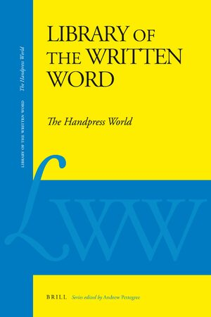Cover Library of the Written Word - The Handpress World