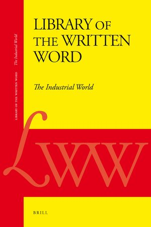 Cover Library of the Written Word - The Industrial World