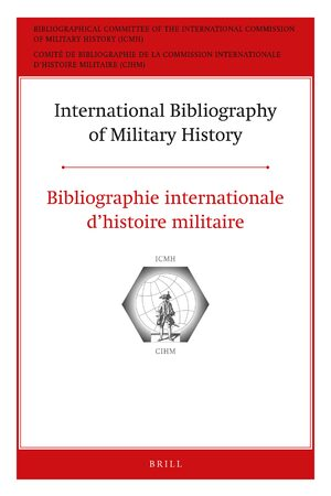 Cover International Bibliography of Military History