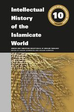 Cover Intellectual History of the Islamicate World