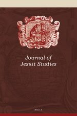 Cover Journal of Jesuit Studies