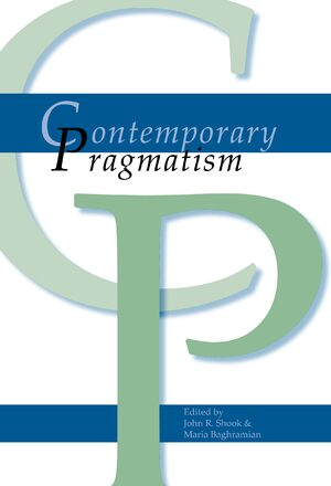 Cover Contemporary Pragmatism