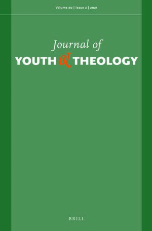 Cover Journal of Youth and Theology
