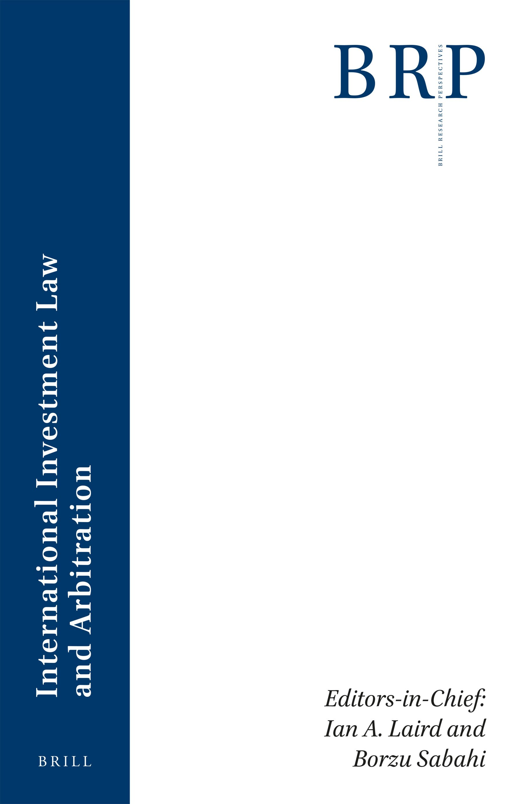 journal of world trade and investment law firms