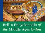Cover Brill's Encyclopedia of the Middle Ages Online