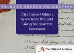 Cover Prize Papers Online 2: Seven Years' War and War of the Austrian Succession