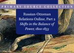 Cover Russian-Ottoman Relations Online, Part 2