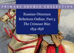 Cover Russian-Ottoman Relations Online, Part 3