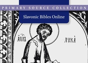 Cover Slavonic Bibles Online