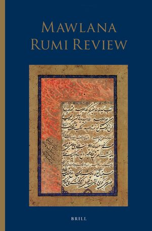 Cover Mawlana Rumi Review
