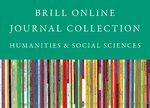 Cover 2019 Brill Online Journal Collection / Humanities and Social Sciences