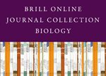 Cover 2020 Brill Online Journal Collection / 2020 Biology Journal Collection