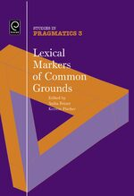 Cover Lexical Markers of Common Grounds