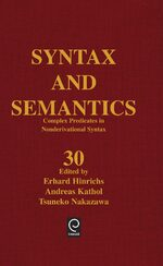 Complex Predicates in Nonderivational Syntax