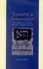 Cover Sabbath and Synagogue
