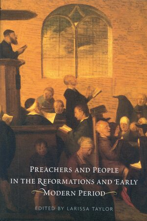 Cover Preachers and People in the Reformations and Early Modern Period