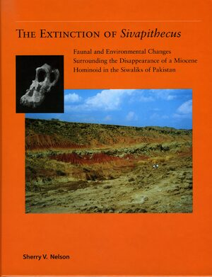 Cover The Extinction of <i>Sivapithecus</i>