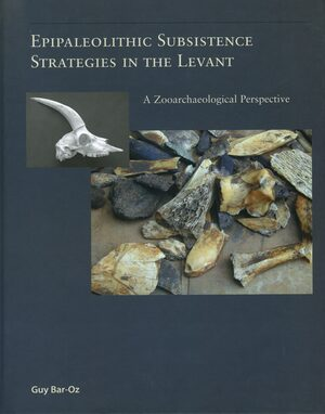 Cover Epipaleolithic Subsistence Strategies in the Levant