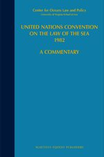 Cover United Nations Convention on the Law of the Sea 1982, Volume IV