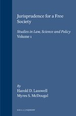 Cover Jurisprudence for a Free Society (2 Vols.)