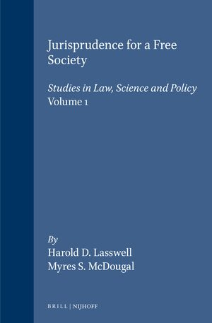 Jurisprudence for a Free Society (2 Vols.)