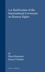U.S. Ratification of the International Covenants on Human Rights
