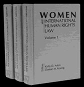 Cover Women and International Human Rights Law (3 vols)