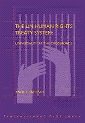 Cover The UN Human Rights Treaty System
