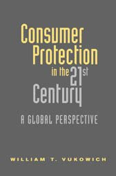 Cover Consumer Protection in the 21st Century: A Global Perspective