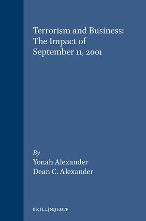 Cover Terrorism and Business: The Impact of September 11,2001