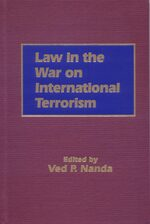 Cover Law in the War on International Terrorism