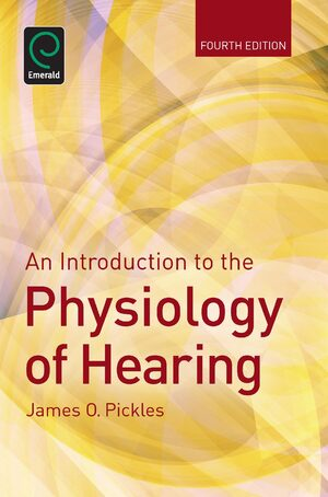 Cover An Introduction to the Physiology of Hearing