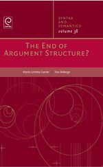 Cover The End of Argument Structure