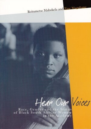 Cover Hear Our Voices