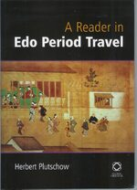 Cover A Reader in Edo Period Travel