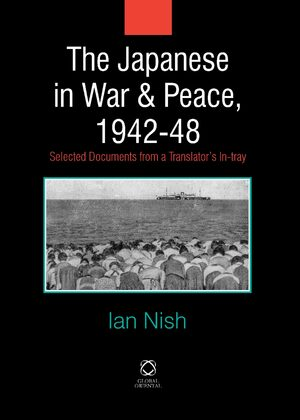 Cover The Japanese in War and Peace, 1942-48