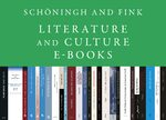 Cover Schöningh and Fink Literature and Culture Studies E-Books, Collection 2019