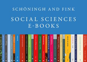 Cover Schöningh and Fink Social Sciences E-Books Online, Collection 2019