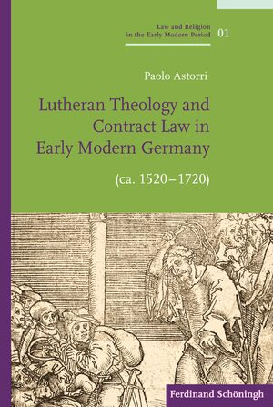 The Engagement Of The Lutheran Theologians With Contract Law