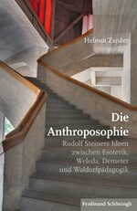 Cover Die Anthroposophie