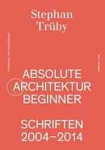 Cover Absolute Architekturbeginner