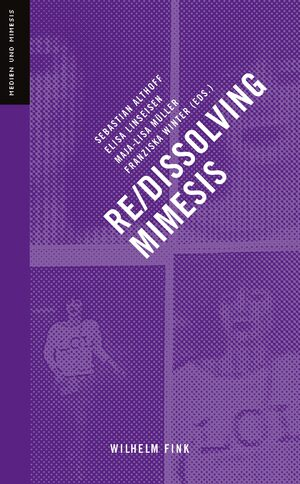 Cover Re-/Dissolving Mimesis