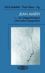 Cover Jean Améry