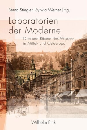 Cover Laboratorien der Moderne