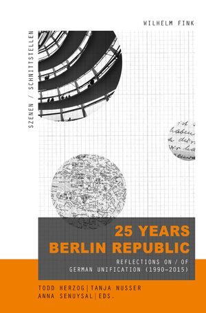Cover 25 Years Berlin Republic